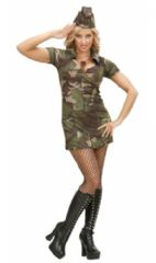 Dreamgirlz Soldier Girl Costume (7047)